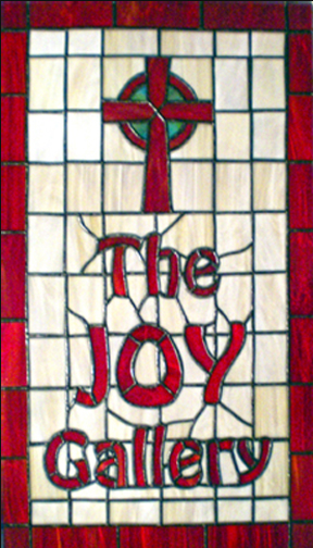The Joy Gallery Glass